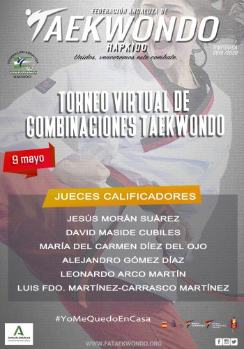 TORNEO VIRTUAL COMINACIONES jueces 9